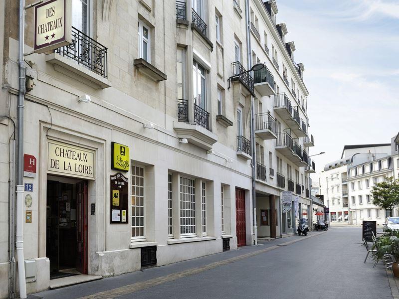 HOTEL DES CHATEAUX DE LA LOIRE