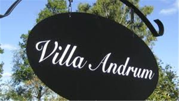 Villa Andrum lodging and retreat