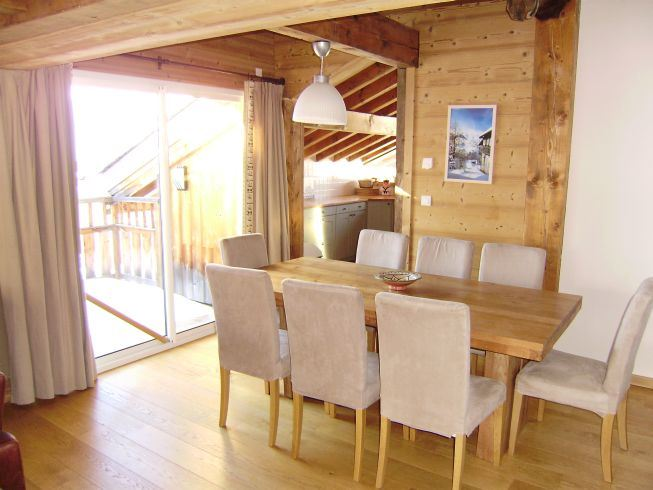 Chalet 5 Rooms 12 Pers 100m from the slope / CHALET DES ENCOMBRES 2