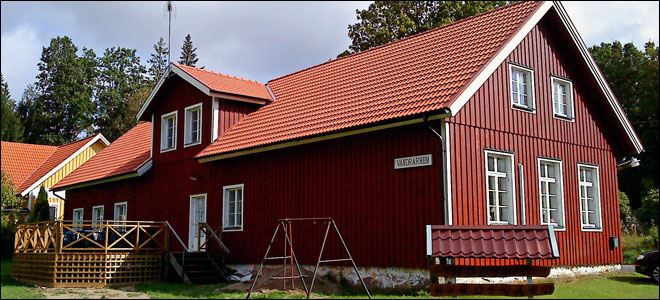 Högsma Vandrarhem, Högsma bygdegård