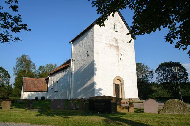 Ida Bengtsson, Norra Ljunga kyrka