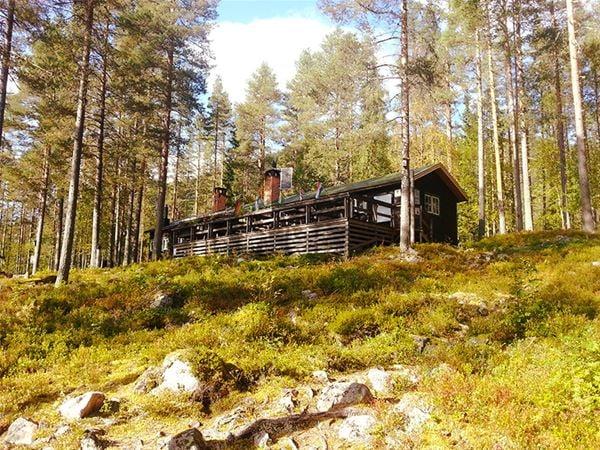 Navardalens Vildmarksstation, STF Vandrarhem
