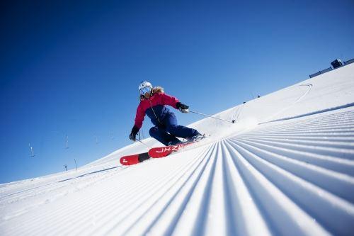 Advanced skis