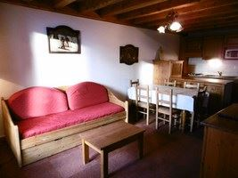 CHALET LES TROLLES 2 / 3 rooms 6 people