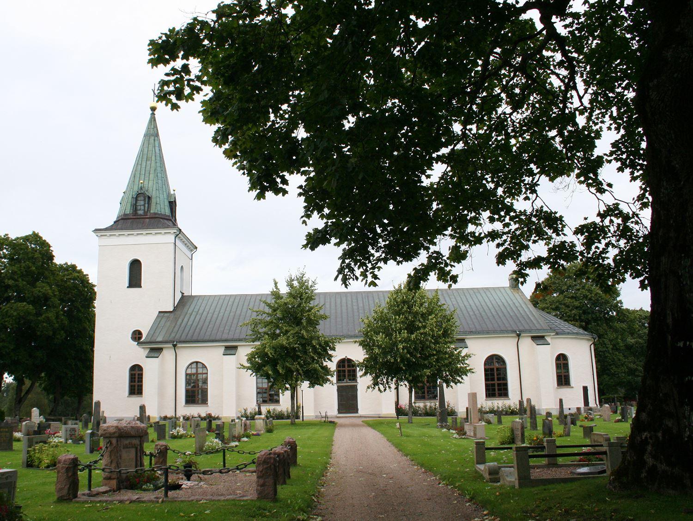 Berga church