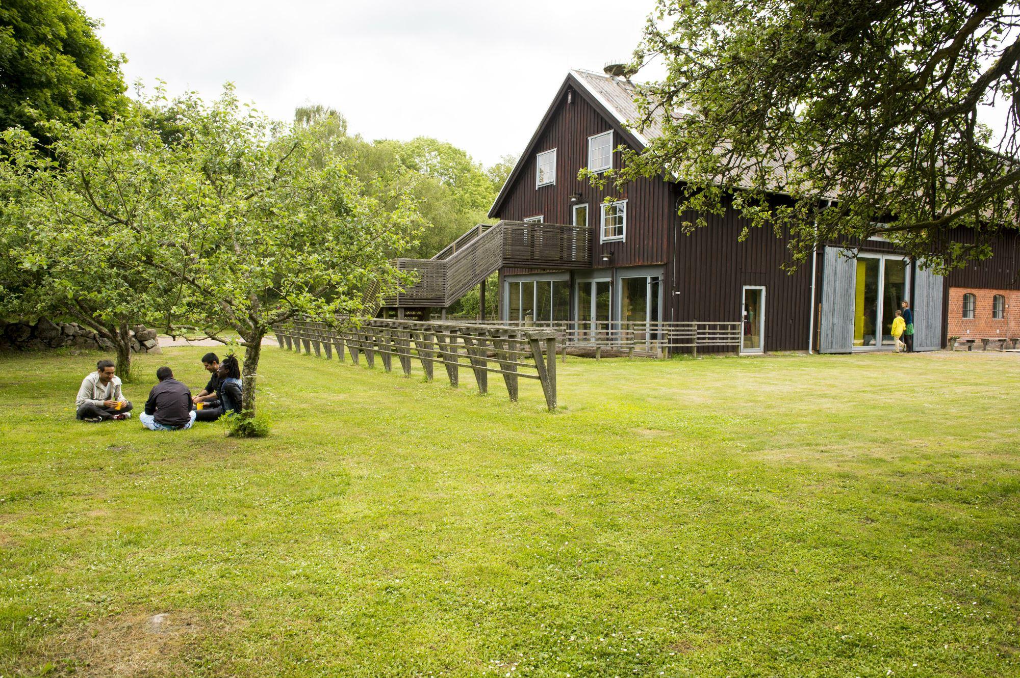 Johan Hammar, Fulltofta Naturcentrums café