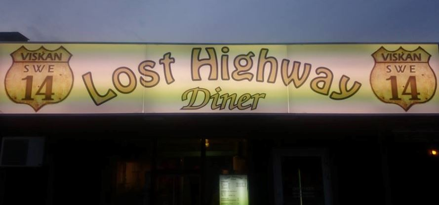 Lost highway E-14