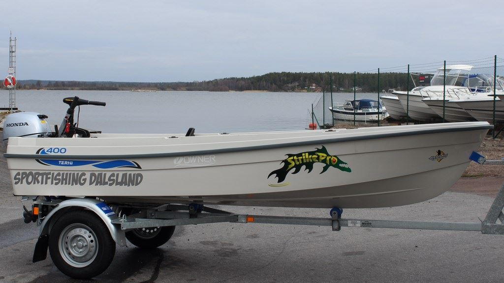 Rental Boats - Sportfishing Dalsland