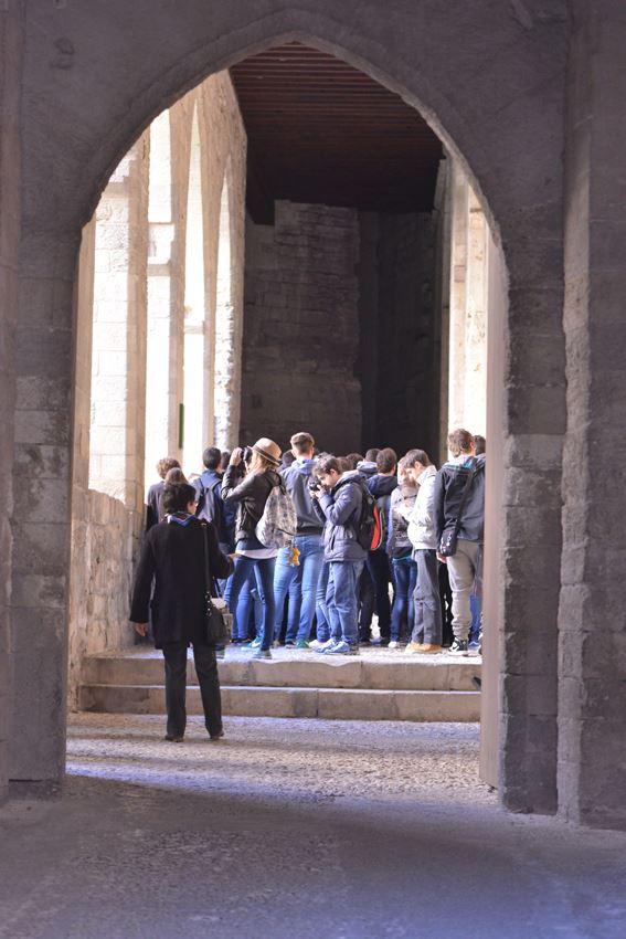 """Visite guidée """"Le Palais des Papes raconté aux petits et aux grands"""""""