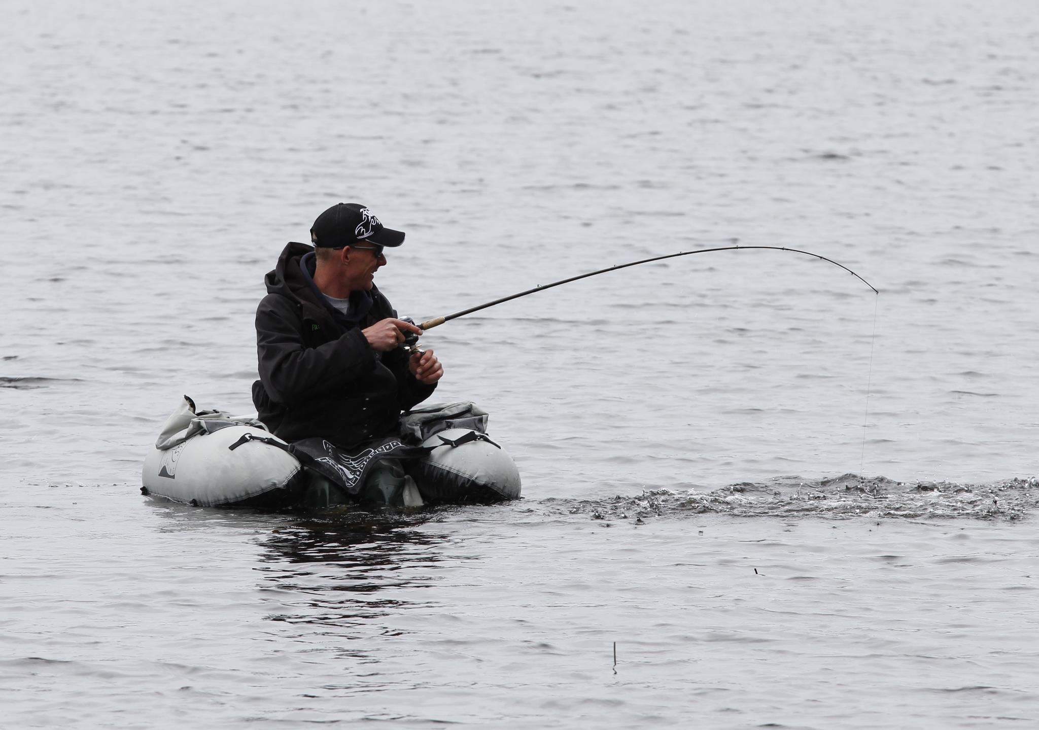 Belly Boats - Sportfishing Dalsland