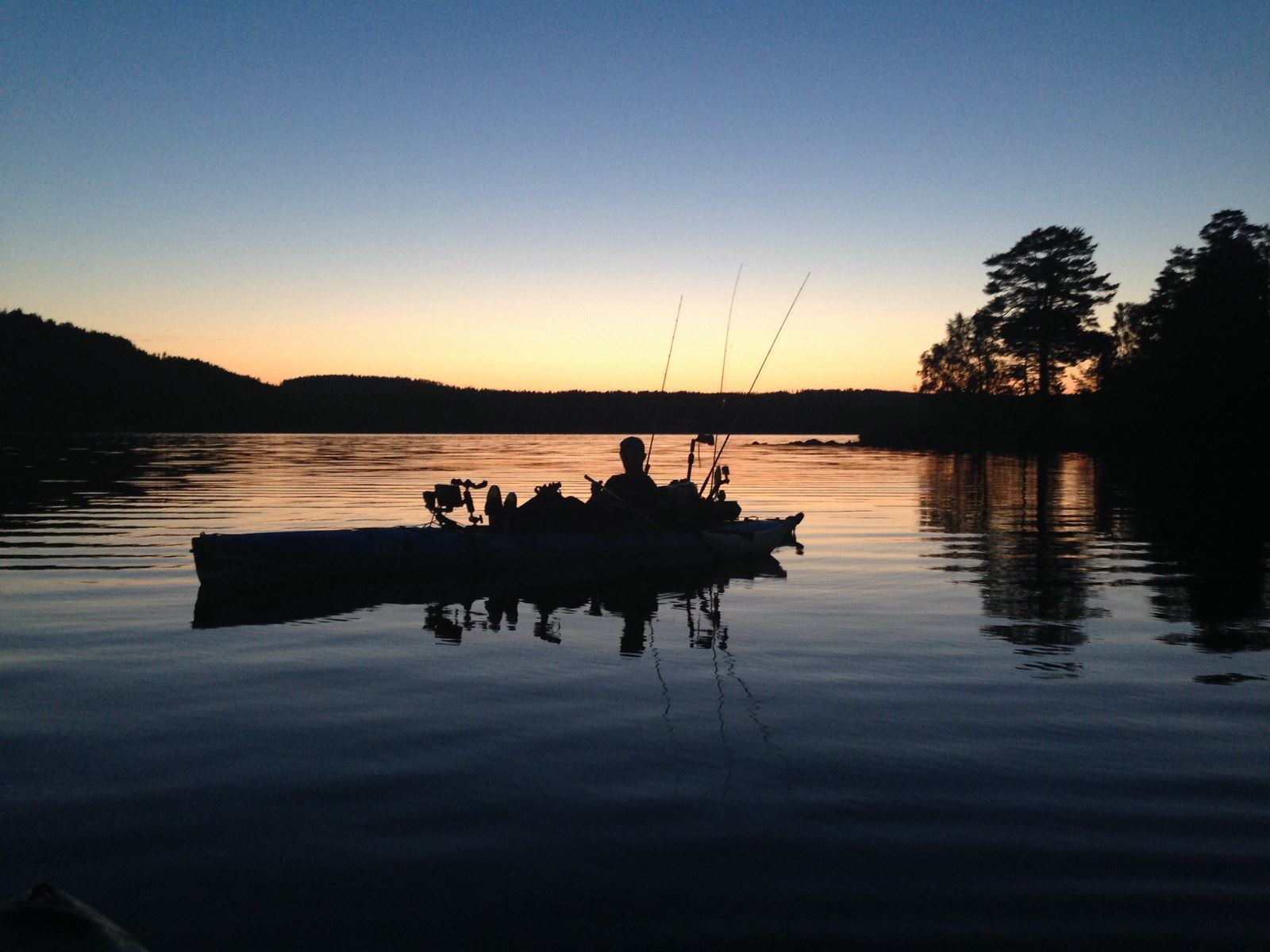 Fishing Kayaks - Sportfishing Dalsland