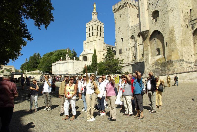 Avignon - Visite ludique en famille