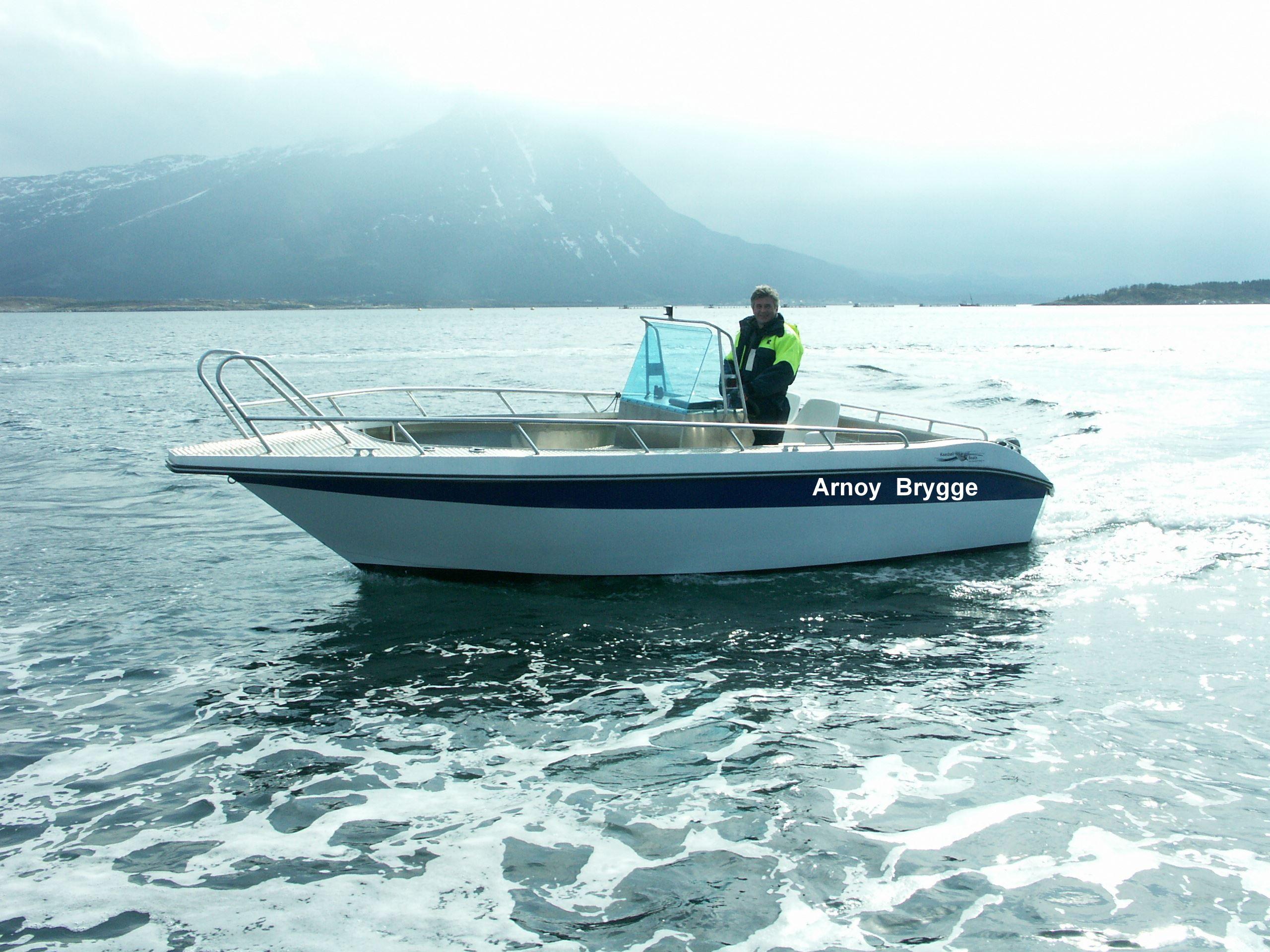Båt Arnøy Brygge