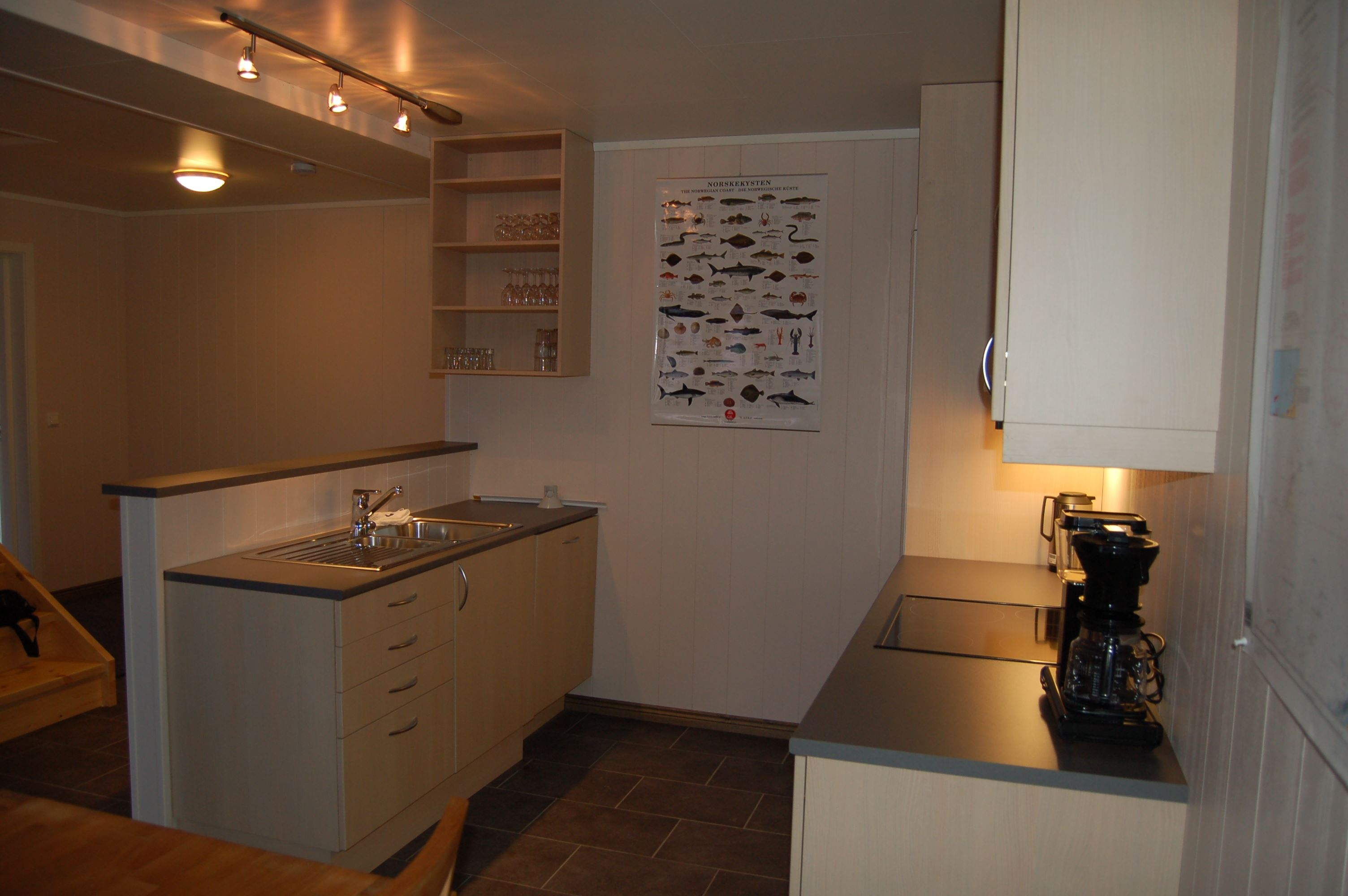 Kjøkken Arnøy Brygge