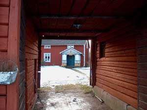 Hampgården, Gagnefs kyrkby
