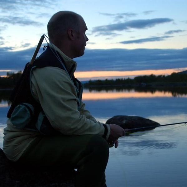 Sam Hedman,  © Hemavan Tärnaby PR-förening, Boksjön fvo
