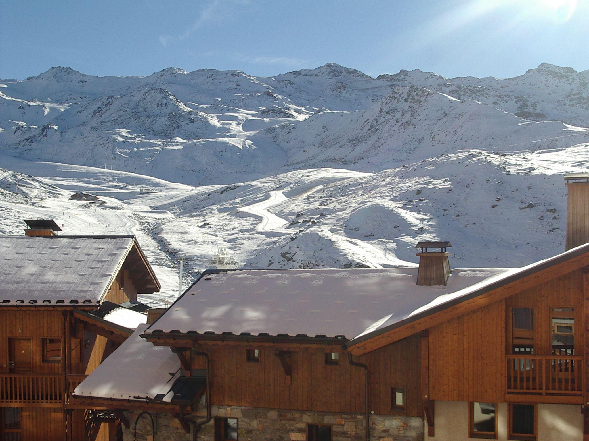 Lauzières 207 > Studio+cabin - 3 Persons - 3 Golden Snowflakes