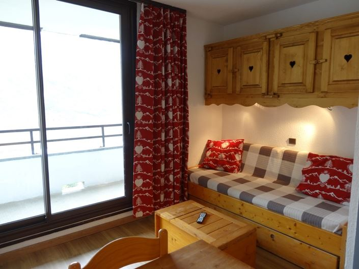 2 Rooms 4 Pers ski-in ski-out / BIELLAZ 24