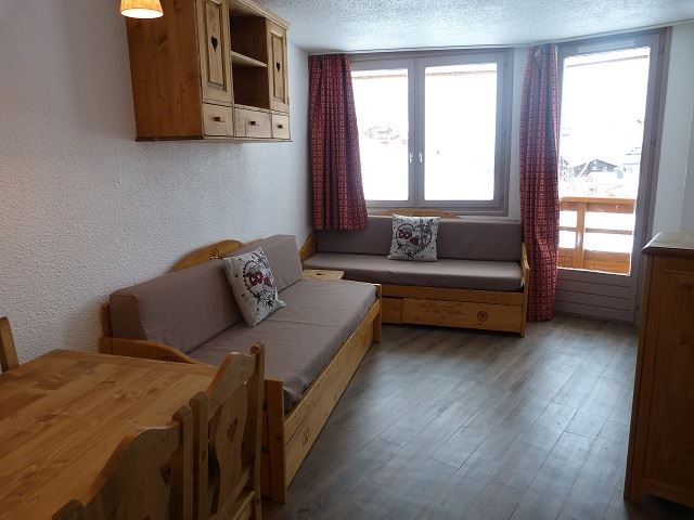 2 rooms appartment 4 pers ski-in ski-out/ BOEDETTE D 424