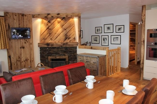 CHALET LE CRISTALLO 3 / 4 rooms 8 people