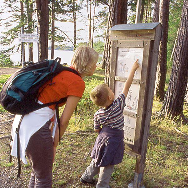 Trekking/walking  in Östersund sorroundings