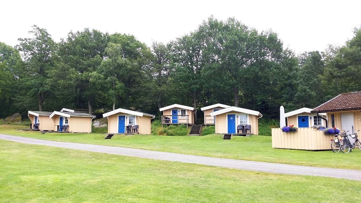 Järnaviks Camping/Ferienhäuser