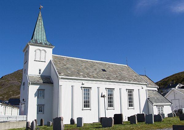 Honningsvåg Church