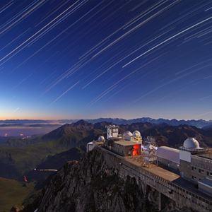 Nuit au Pic du Midi
