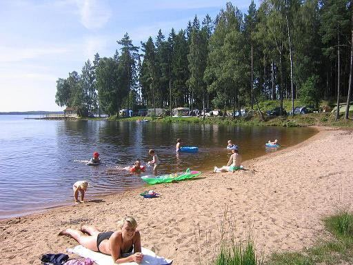 Löckna Camping and Cabins
