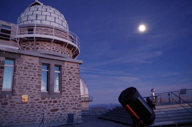 Soirée étoilée au Pic du Midi