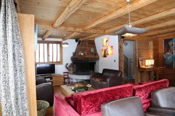 CHALET LE CAIRN DE LA ROSIERE - 4 rooms, 6-8 people