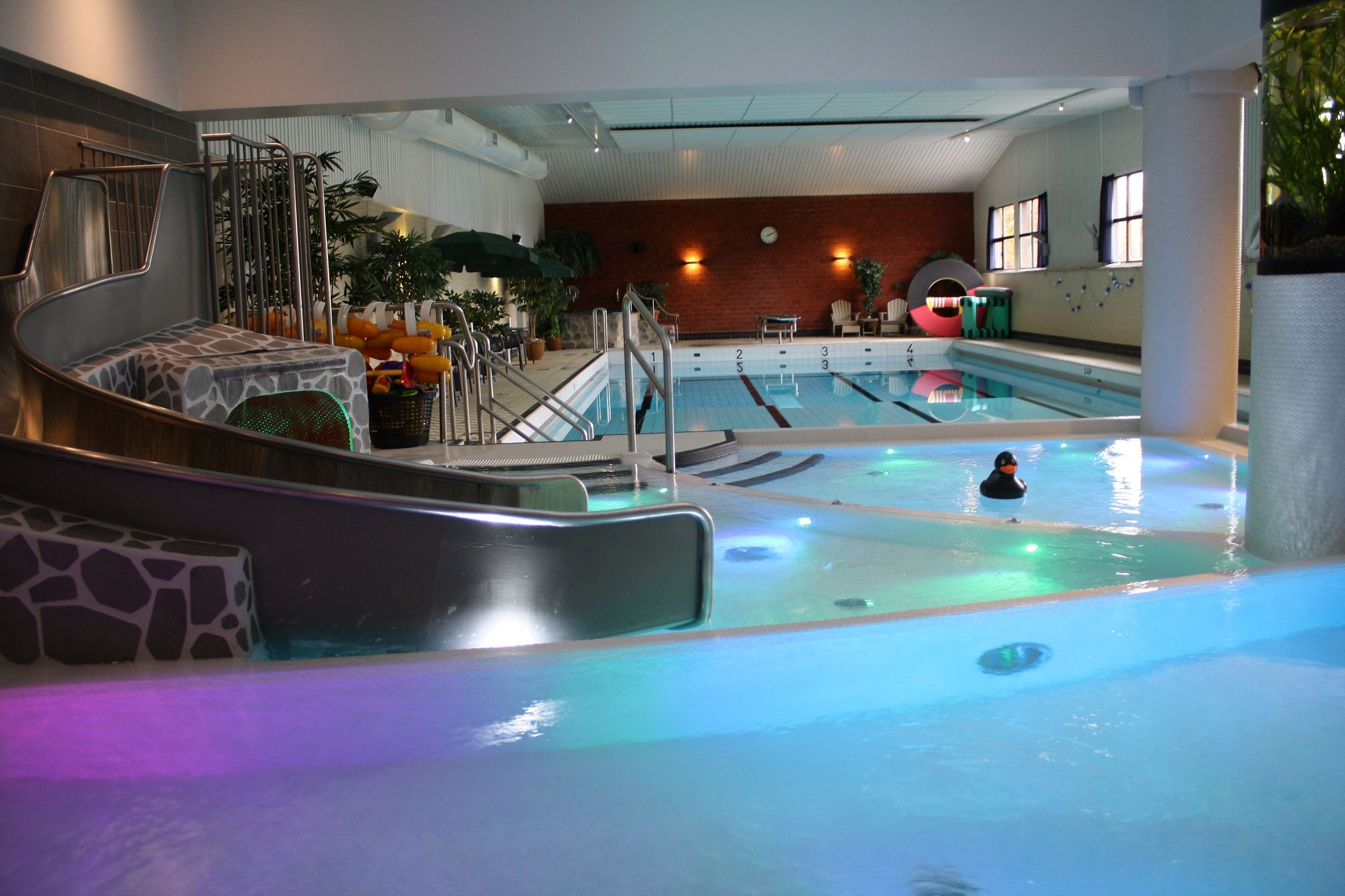 Sim- och Sporthall i Alfta