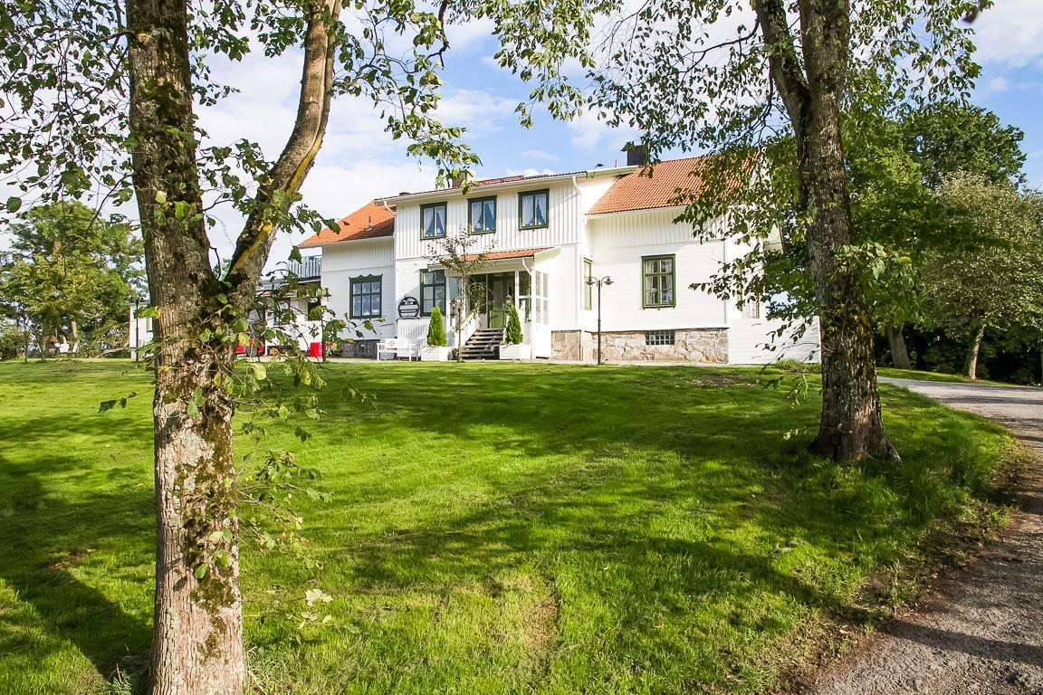 Jordhammars Herrgård, SVIF Vandrarhem i Stenungsund