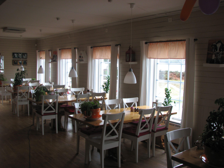 Restaurangen på Edsleskogs Wärdshus
