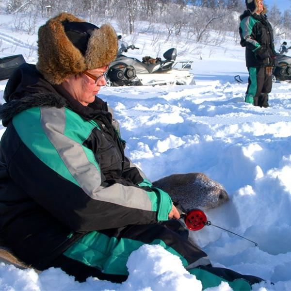 Sam Hedman,  © Hemavan Tärnaby PR-förening, Rönäs - Tängvattnet fvo