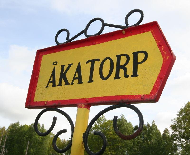 Bitterna Åkatorp Bondgårdsturism, Vedum