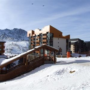 LAC DU LOU 1 / APARTMENT 2 ROOMS 4 PERSONS - 2 SILVER SNOWFLAKES - VTI
