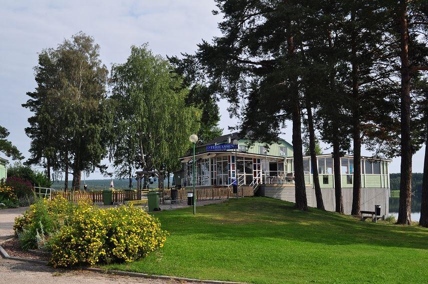 Terrassen i Långnäsparken