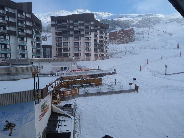 Studio 2 pers skis aux pieds / SOLDANELLES A 507
