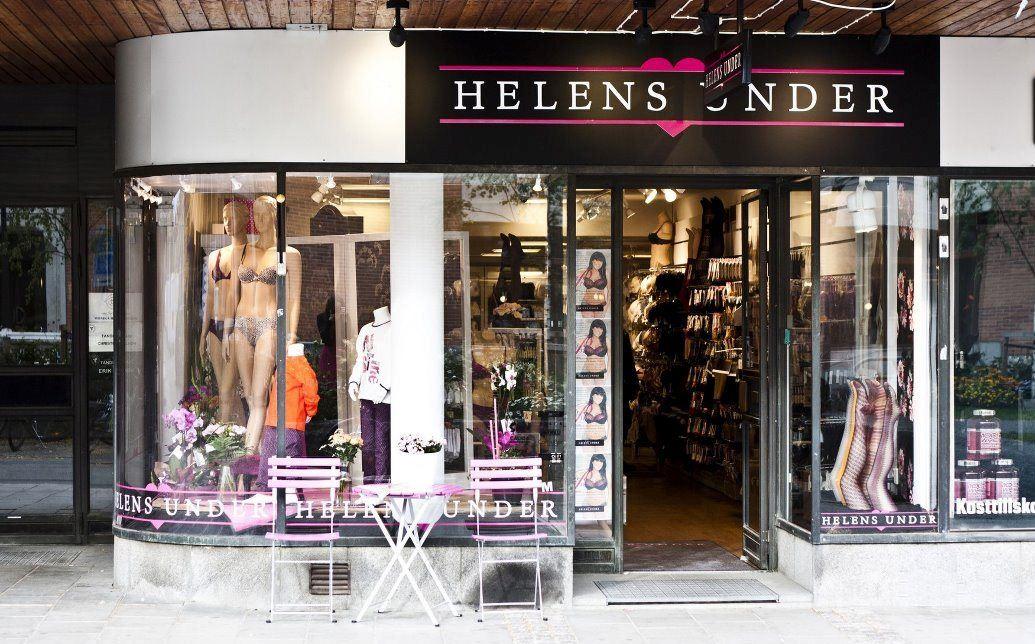 Helens under