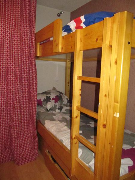Arcelle 605 > 2 Rooms + Cabin - 4 Persons - 2 Silver Snowflakes (Ma Clé Immo)