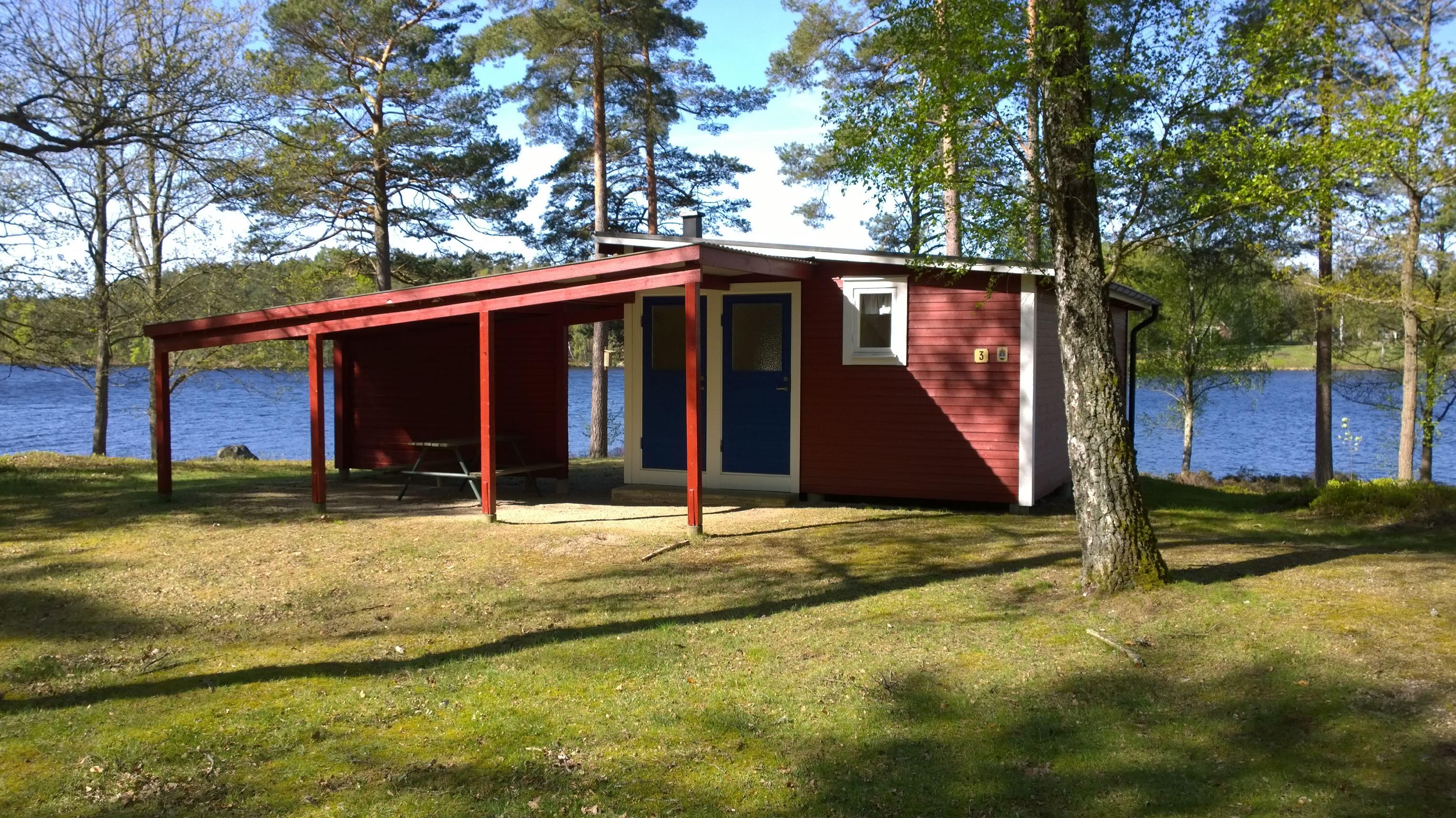 Långasjönäs Camping / Stugor