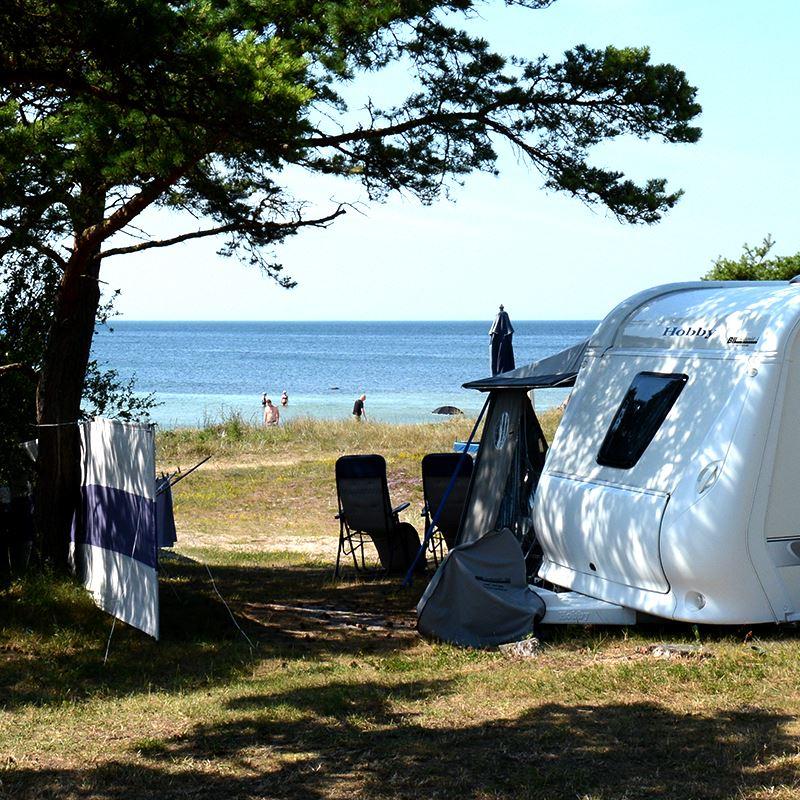 Tofta södra Camping