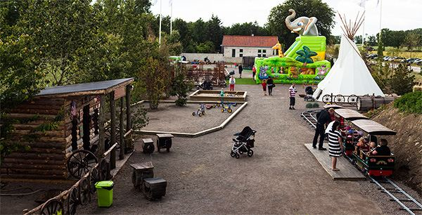 Djurparken i Helsingborg, Djurparken i Helsingborg