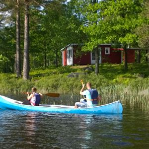 Långasjönäs Camping / Cottages