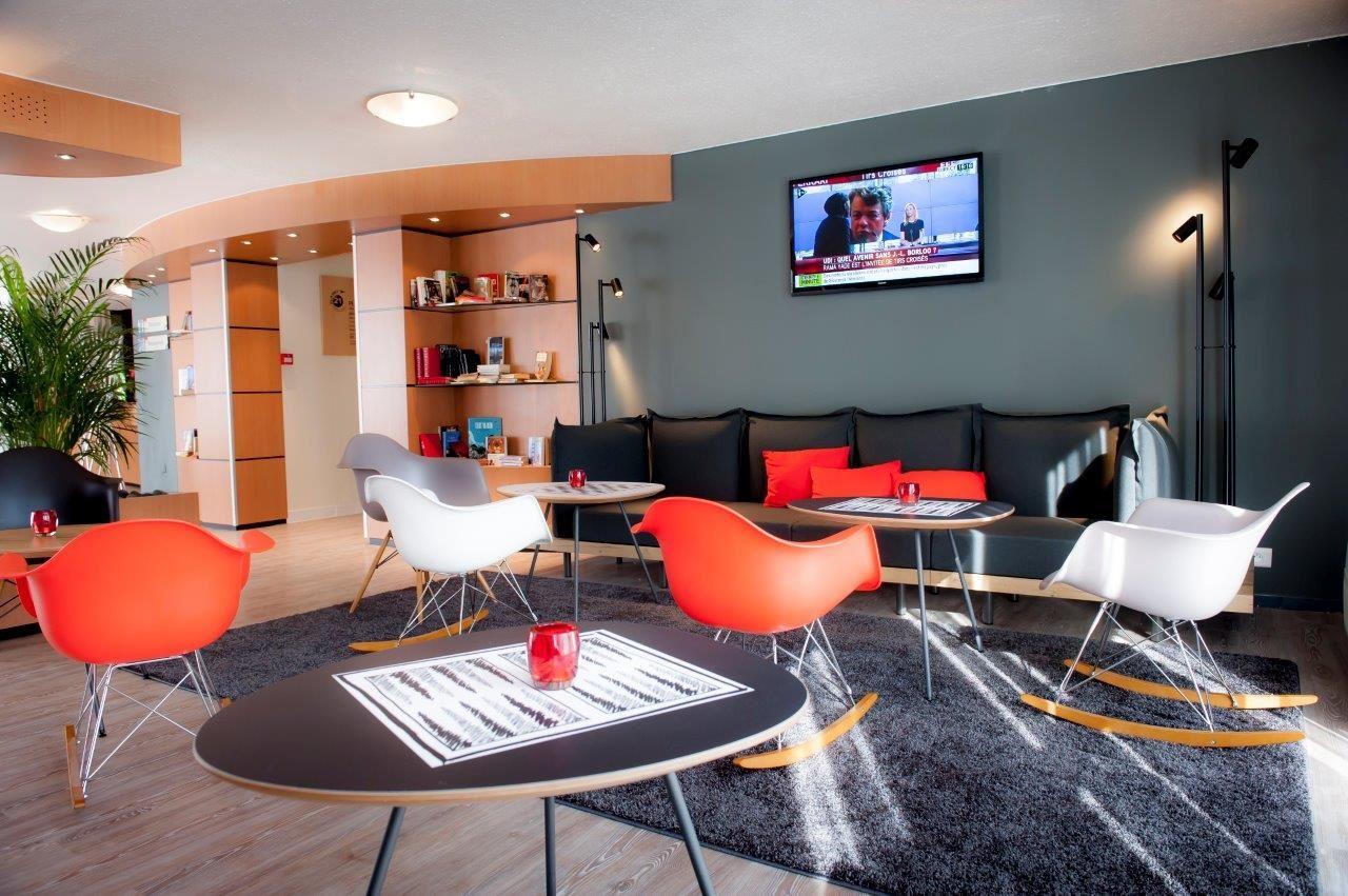 Ibis Nantes Saint Herblain Hotel