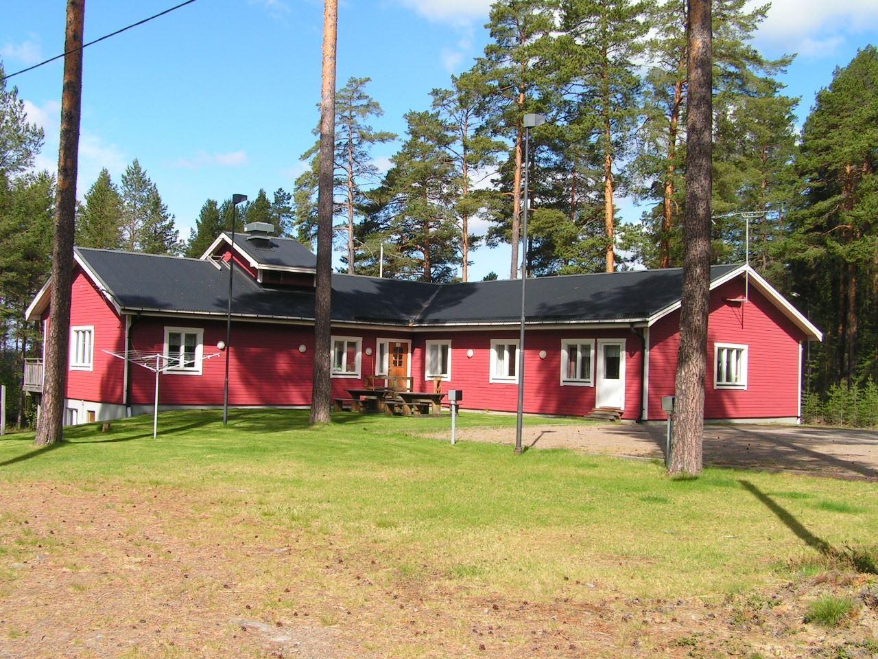 Foto. Inge Åberg, Graninge Fritidscentrum