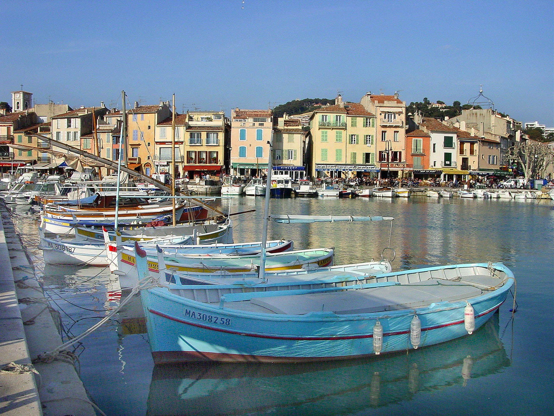 Excursion Marseille et Cassis