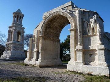 Excursion Arles, Baux, St-Rémy