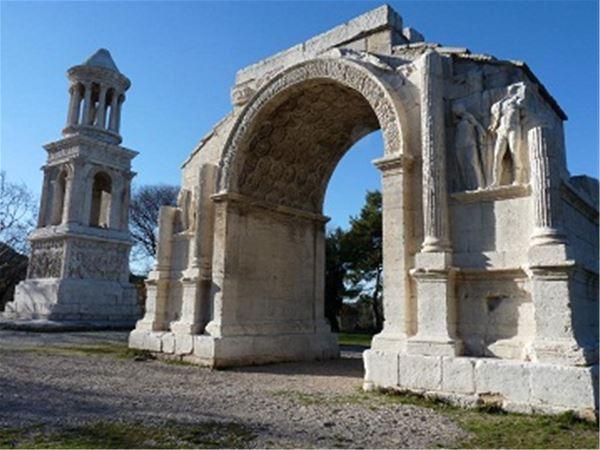 Excursion Arles, Les Baux, St-Rémy